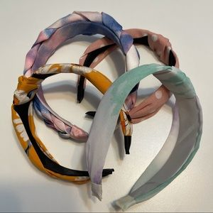 2/$20 4 Women's Headbands Hair Accessories